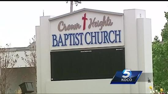 Morning fire damages church