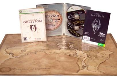 Oblivion 5th Anniversary Edition hits Europe, Australia this week
