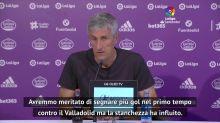 """Setién su Messi: """"Ha bisogno di riposo"""""""