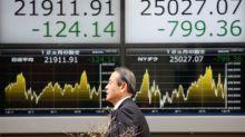 Global Markets: Stocks lose steam after Trump shutdown threat, oil climbs