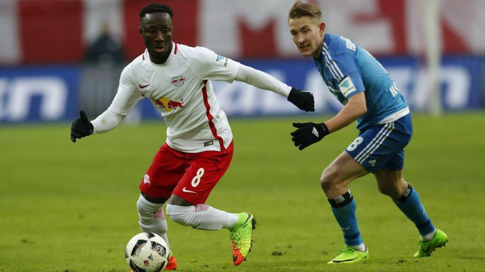 Leipzigs Naby Keita: Auch Manchester United im Rennen?