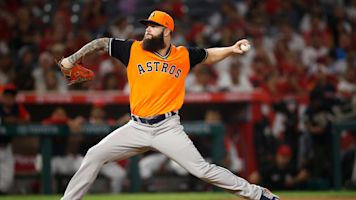Rays, Yankees expected to engage in bidding war over Dallas Keuchel on June 2