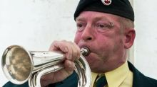 The Last Post bugler: why I'm playing every night for coronavirus victims