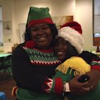 Here's how this 17 year old is bringing holiday joy to her Philadelphia community.