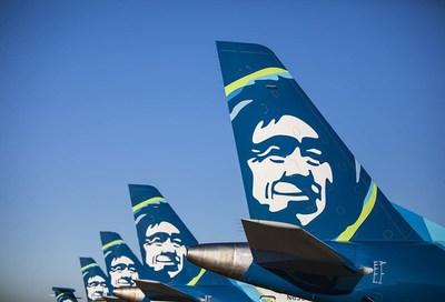 Alaska Airlines launches Embraer 175 jet service in the state of Alaska