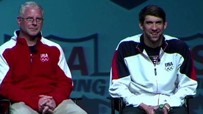 Phelps looks to add to medal haul in London