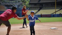 Dodgers doing good things off the field, too