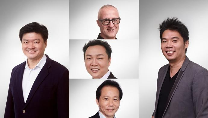 5 innovators awarded EY Singapore Entrepreneur of the Year 2018