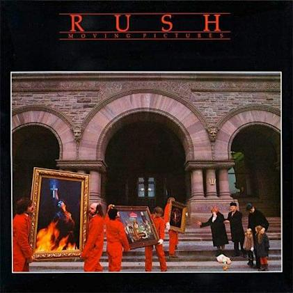 Rock Band Weekly: Rush's Moving Pictures, individual tracks