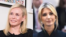 Ivanka Trump reportedly wants to be president, and Chelsea Handler isn't here for it