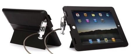 Griffin TechSafe Locking Case + Cable Lock keeps your iPad 2 secure
