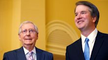 McConnell calls allegations against Kavanaugh 'a shameful smear' to 'destroy' his reputation