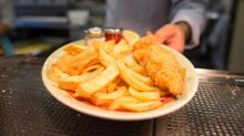 Britons could be eating jellyfish chips and cricket burgers by 2050, says new report
