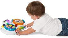 Brinquedos educativos e estimulantes para bebês