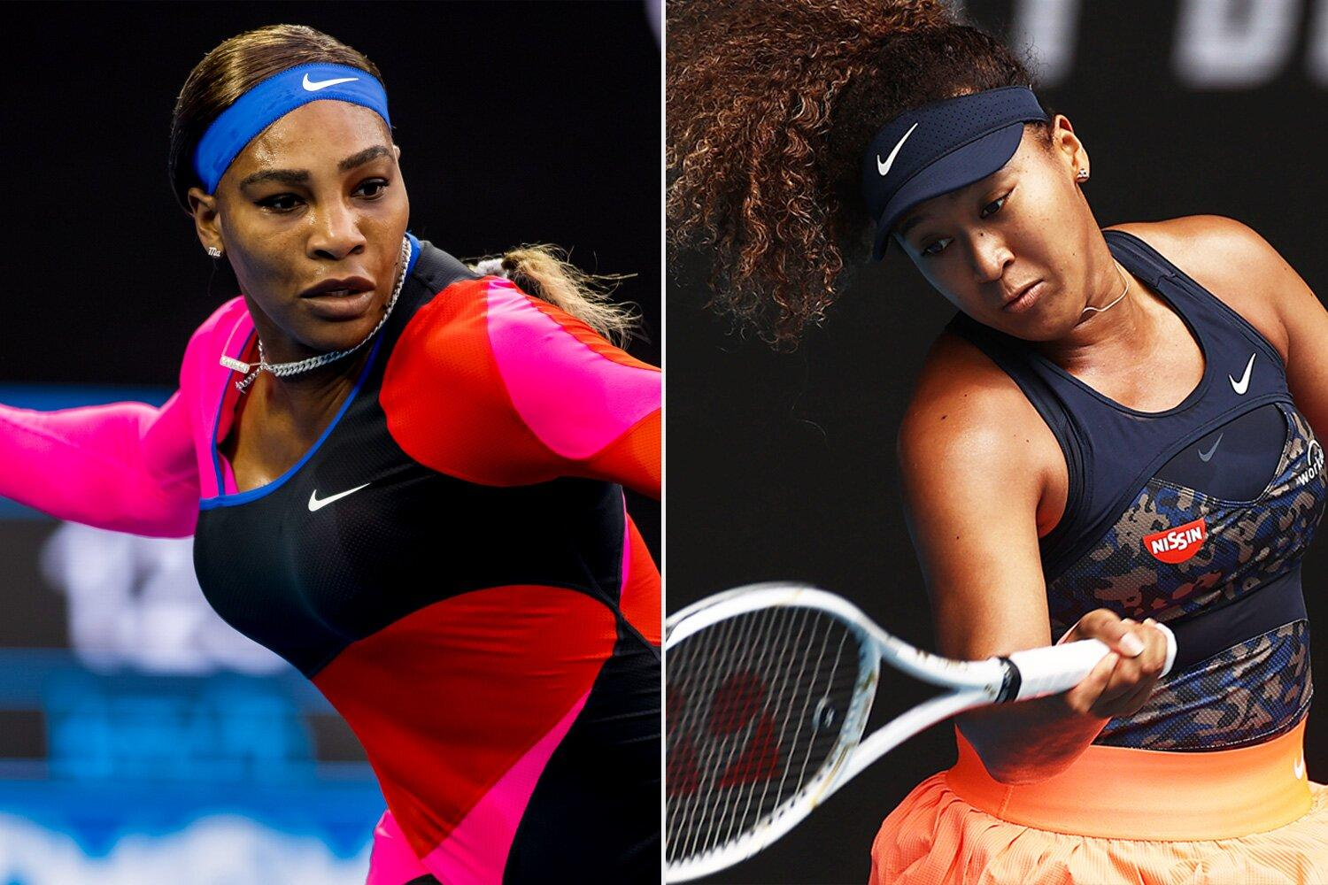 Image result for Australian Open: Naomi Osaka to face Jennifer Brady in final after beating Serena Williams