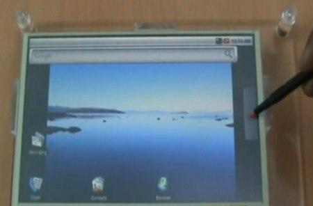 Stamp $50 Android tablet prototype raises eyebrows in India and beyond (video)