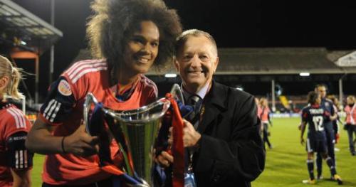 Foot - OL - Jean-Michel Aulas : «Wendie (Renard) marque l'histoire» de l'OL