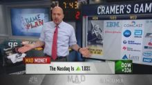 Cramer's game plan: This week, forecasts are more importa...
