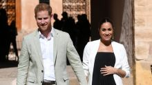 Prince Harry whisks Meghan away for '£33,000 pre-baby getaway at luxury five-star hotel in Hampshire'