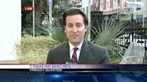 Two teens arrested in Marigny beating