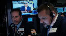 U.S. Stocks Inch Higher as Oil Prices Slump