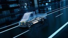 Mercedes-Benz to Launch U.S. Electric Van Production in 2023