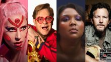 Stream 'One World: Together at Home' with Lady Gaga, Billie Eilish, Eddie Vedder, Elton John, Lizzo and more right here on Yahoo