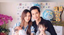 Grace Chan denies leaving TVB