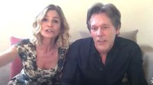 Kevin Bacon, Kyra Sedgwick Face Sick Degrees Of Grossness In Coronavirus Lockdown