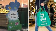 Mickey Mouse or Blinky Bill? Woolworths sign sparks collectables speculation