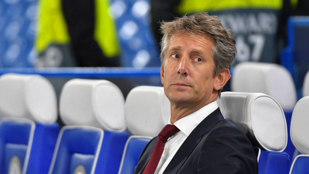 Van der Sar signs new contract as Ajax CEO