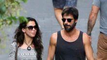 Hugo Silva y Marta Guerras, de paseo por Madrid