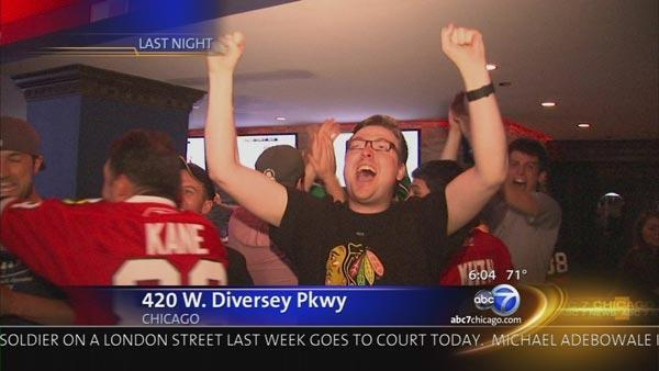 Detroit Red Wings fall to Chicago Blackhawks after Game 7 OT