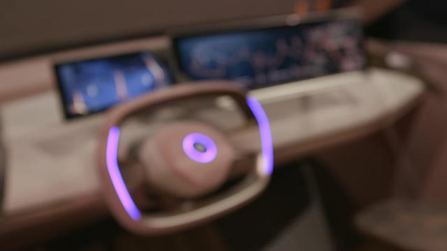 BMW's iNext mixed reality concept entertains as your car drives itself