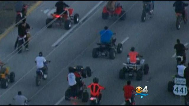 Bikes Up Guns Down Miami Police Reckless Miami Bikers
