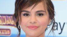 Selena Gomez Mirrors Meghan Markle in Identical Oscar de la Renta Print
