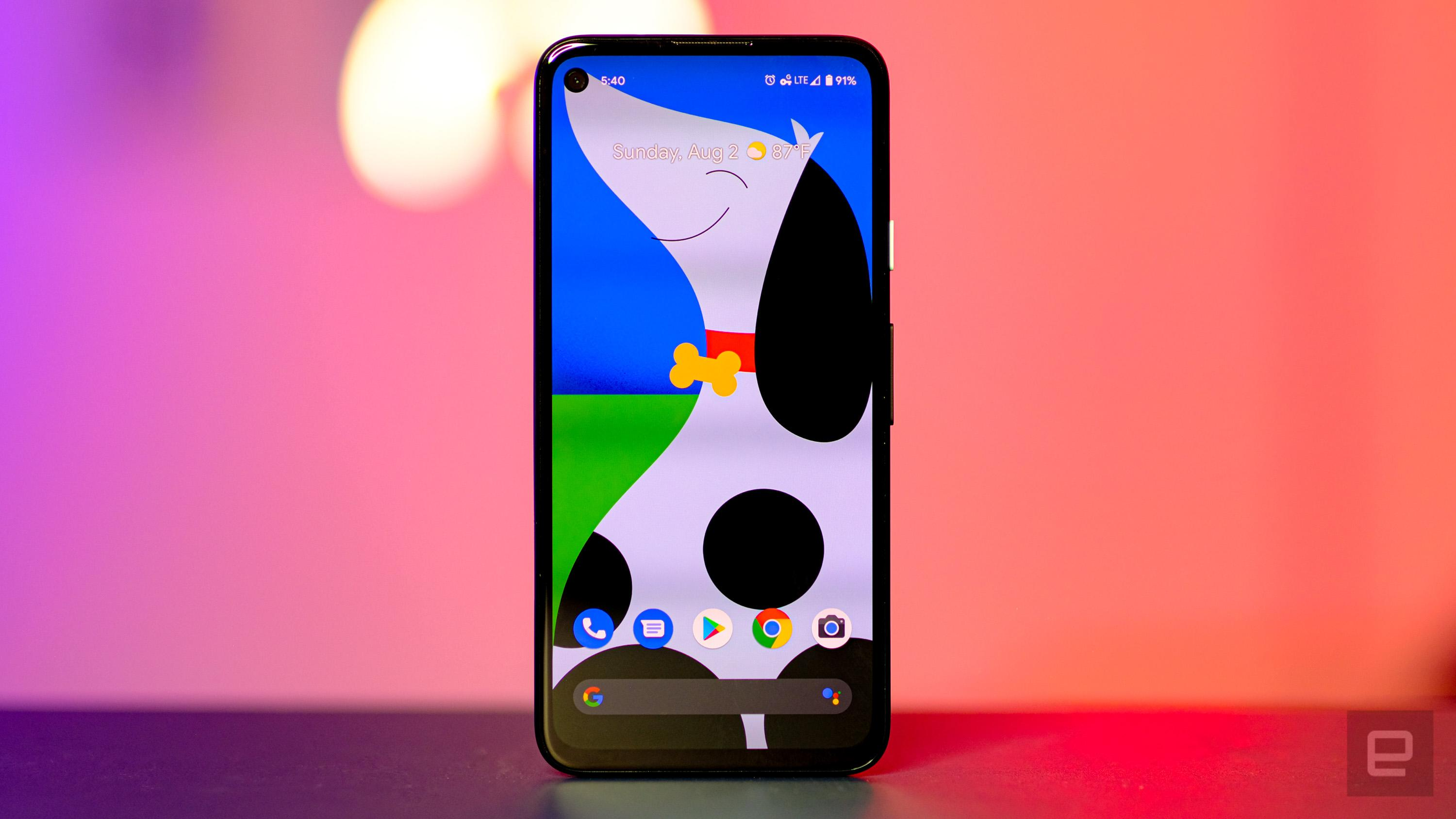 Google's long-awaited Pixel 4a goes on sale August 20th for $350 – Yahoo Finance Australia