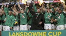 Ireland win first rugby series in Australia since 1979