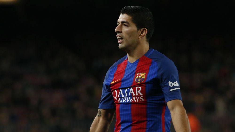 Barcelona go to CAS over Suarez Copa del Rey final ban