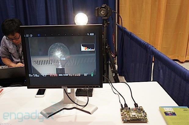 University of Toronto student tech shoots HDR video in real-time (eyes-on)