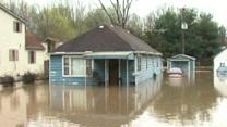 Severe Flooding in the Midwest Causes Three Deaths