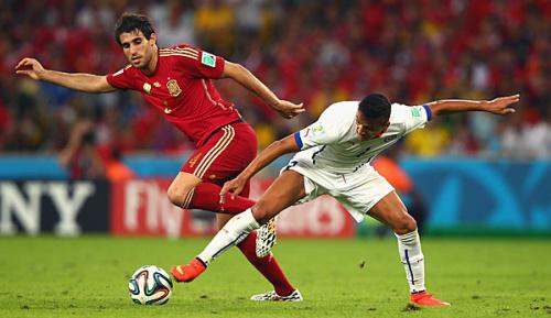 WM-Qualifikation: Spanien setzt auf Martinez und Thiago