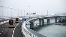World's Longest Sea Bridge Between China And Hong Kong To Open On Oct. 24