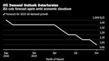 IEA Cuts Oil-Demand Outlook as Economy Eclipses Saudi Attack
