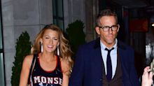 Blake Lively and Ryan Reynolds are couple goals for Valentine's Day