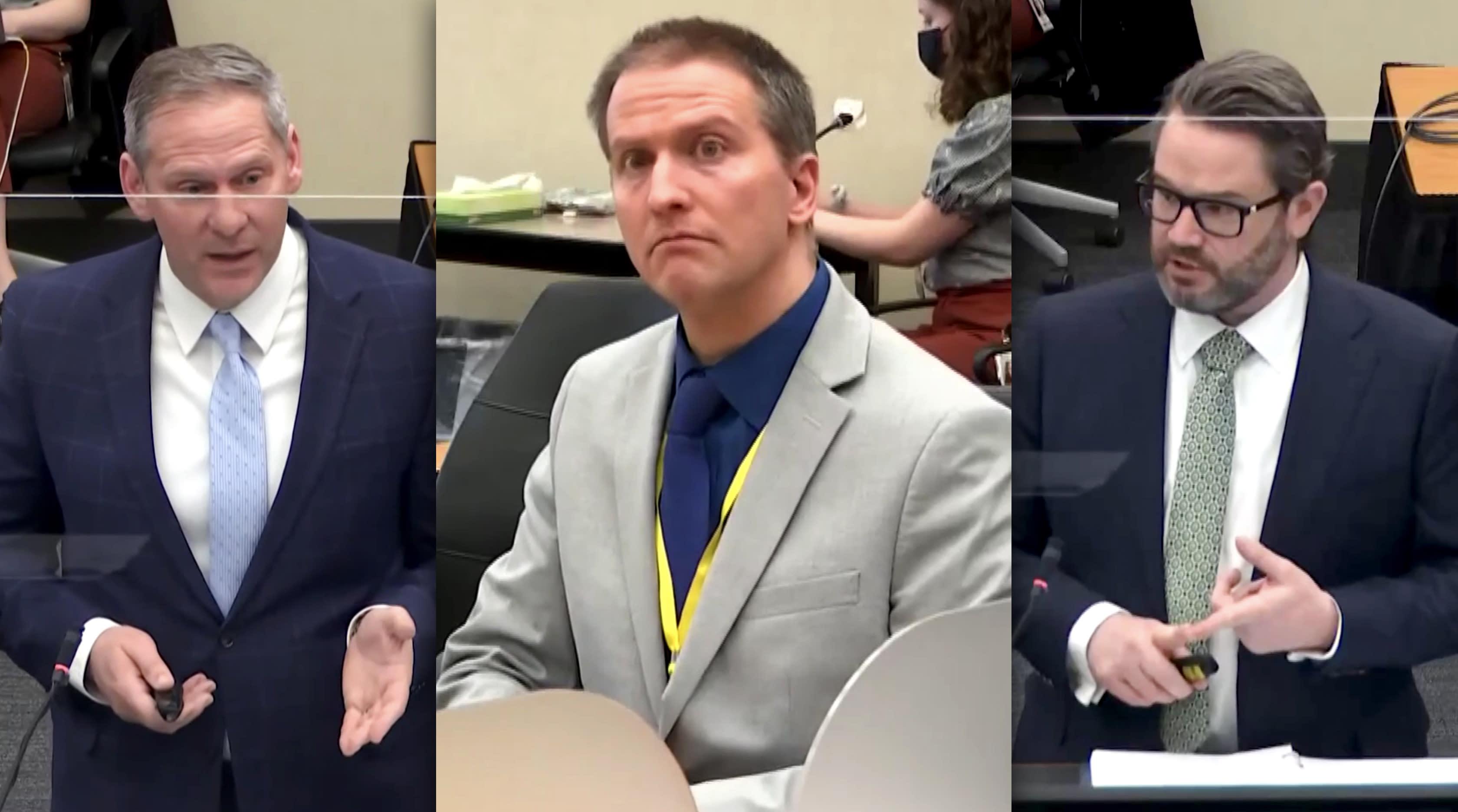 Jury deliberations begin in Derek Chauvin murder trial