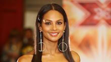 Alesha Dixon's dad admits he slapped his daughter in row over her boyfriend MC Harvey - but says he's not the 'bad dad' she claims he is