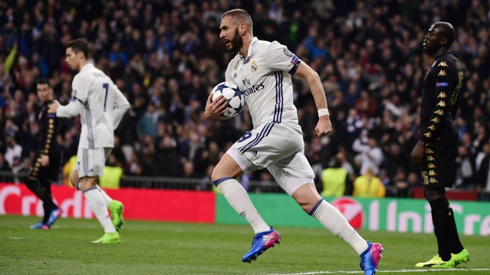 Benzema conseille à Mbappé de rester à Monaco