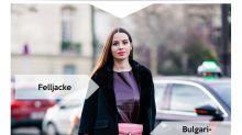 Look des Tages: Maria Rosaria Rizzo schleicht stylish zur Paris Fashion Week