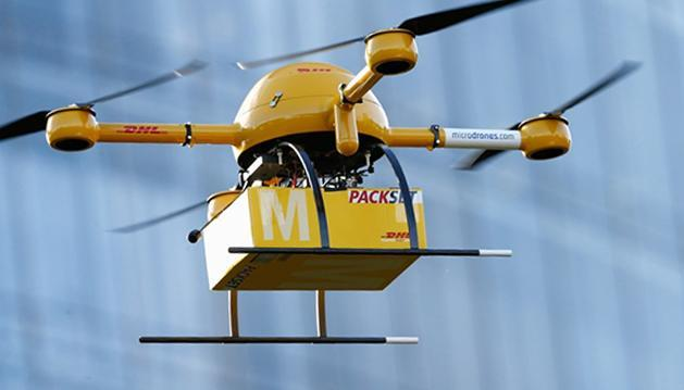 The Working Drones of the Future